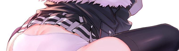 艦隊これくしょん パンツ見せてくれる天龍ちゃん@pixiv/うるりひ