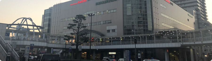 どう見てもイトーヨーカドーにしか見えない市役所が話題にwwwww 「ショッピング市役所w」「初見じゃ絶対そう見える」@オレ的ゲーム速報@刃
