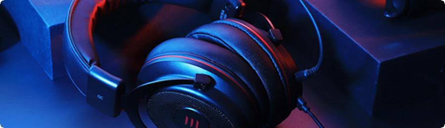 【Switch/PS4対応】2020 進化版ゲーミングヘッドセット「EKSA E900pro」が最終結論!多機能・高音質・そして安い!!@えび通