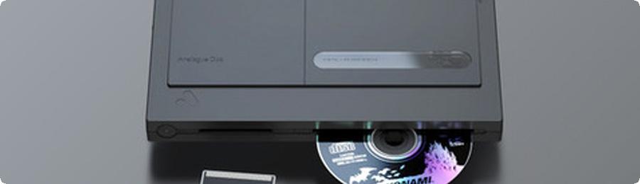 『PCエンジン』互換機『Analogue Duo』発表! ほぼ全機種のカード・ディスク対応、遅延のない1080pで動作!!@はちま起稿